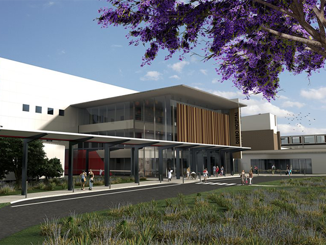 Dubbo Base Hospital Redevelopment