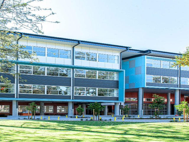 Waitara Public School Redevelopment